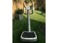 Power plate machine/FREE DELIVERY