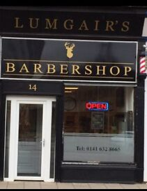Part time barber/hairstylist required