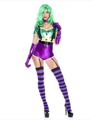 Music Legs Female Villain Sexy Women's Halloween Costume 70930 Party - Halloween Costumes Female Villains