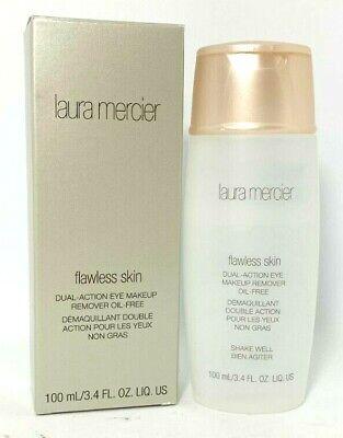 Laura Mercier Flawless Skin Dual Action Eye Makeup Remover ~ 3.4 oz ~ BNIB (Dual Action Makeup Remover)