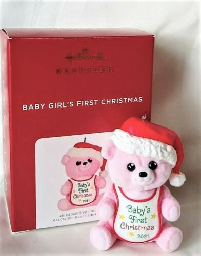 Hallmark 2021 Baby Girl