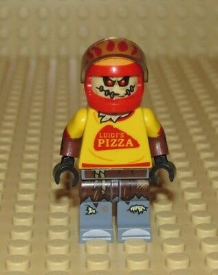 Lego SCARECROW PIZZA DELIVERY OUTFIT Batman Movie  BATMAN from  70905 Batmobile - Outfits From Movies