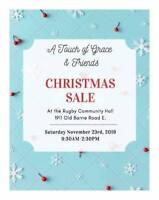 A TOUCH OF GRACE & FRIENDS CHRISTMAS SALE