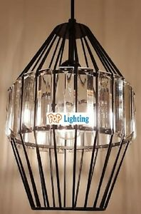 Modern Style Crystal Pendant by POP Lighting $115 - $180