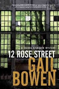 12 Rose Street (Joanne Kilbourn Mystery), Gail Bowen, Very Good Book