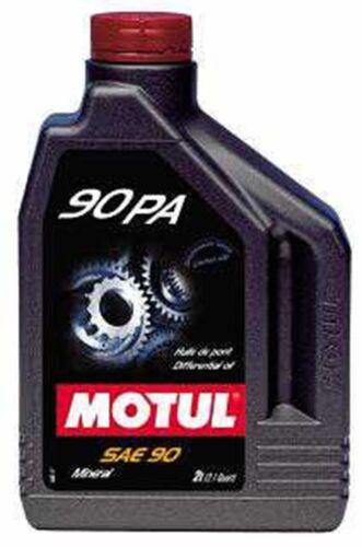 Motul (318121) 90 PA Differential Oil for LSD - 2 Liter