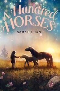 A Hundred Horses by Sarah Lean Hardback 2014 - Norwich, United Kingdom - A Hundred Horses by Sarah Lean Hardback 2014 - Norwich, United Kingdom
