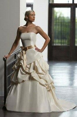 Wedding Dress, Eden Bridal Size 10