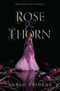 Rose & Thorn by Sarah Prineas (Hardback, 2016)
