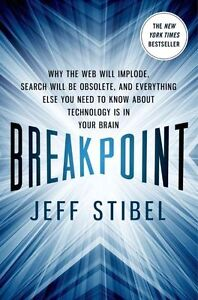 Breakpoint, New, Stibel, Jeff Book