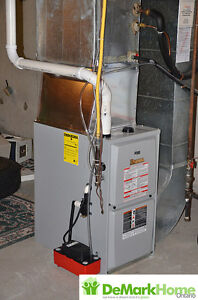 High Efficiency Furnace Free Upgrade Rent to Own $0 Down Peterborough Peterborough Area image 4