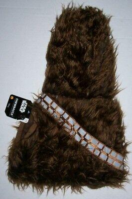 Chewbacca Star Wars Hoodie Chewie Disney Halloween Pet Dog Costume Coat Jacket L