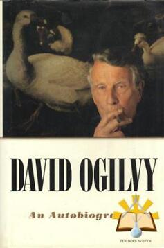 David ogilvy - An Autobiography