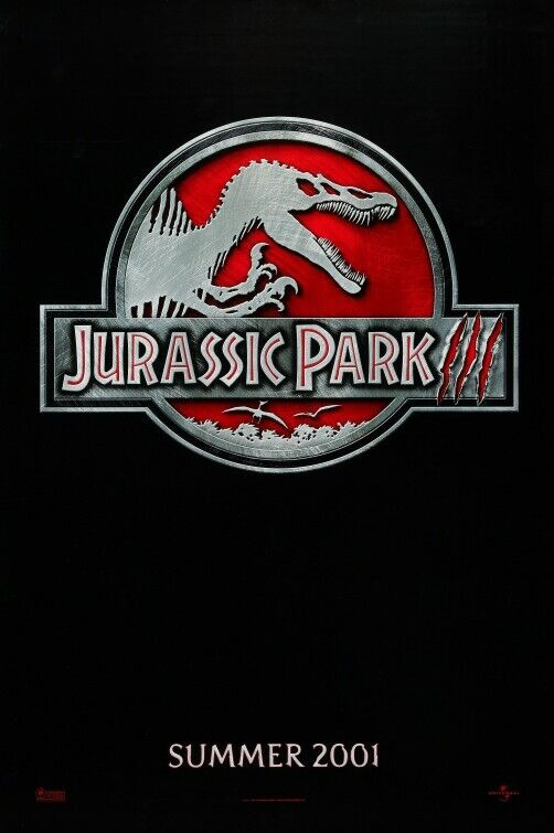 READ JURASSIC PARK 3 2001 HD Digital No Physical Disc Movie III - $6.99