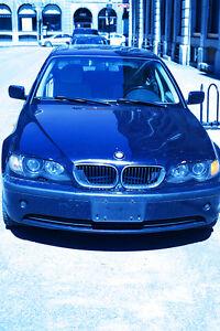 2002 BMW 3-Series 325xi Berline