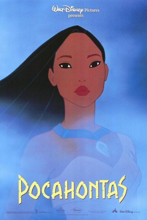 Disney: Pocahontas - soundtrack cassette tape