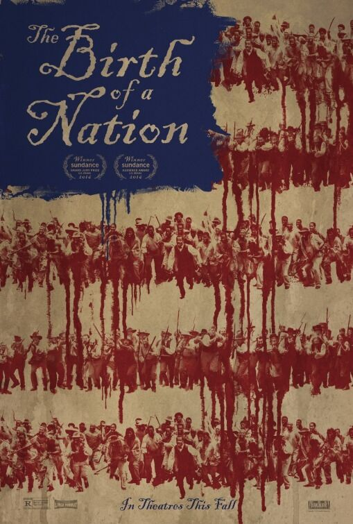 Birth of a nation original movie poster double sided 27x40