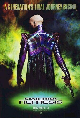 Star Trek: Nemesis Motion Picture Screenplay