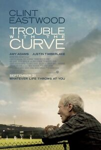 Trouble with the Curve Ball original movie poster