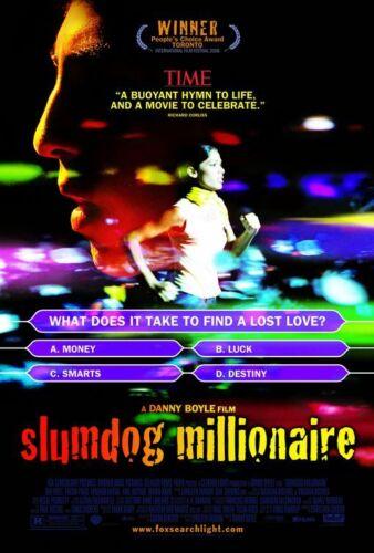 Slumdog Millionaire Motion Picture Screenplay