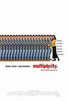 Multiplicity original movie poster