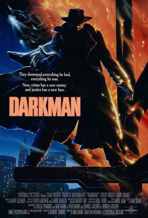 Darkman Motion Picture Screenplay