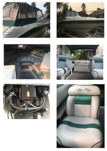 24' Sea Ray Overnighter boat for sale