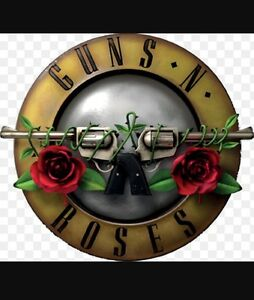 GUNS N' ROSES PIT TICKETS BEING SOLD AT FACE VALUE!