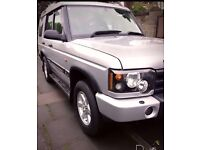 Land Rover discovery 2 td5 auto 100k fsh 2002