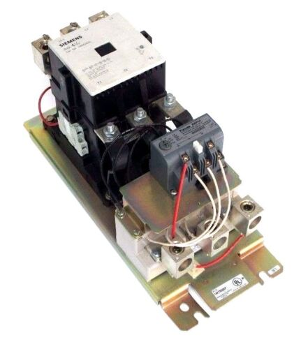 NEW SIEMENS 40KG32A SIZE 4-1/2 CONTACTOR, 48ASS3M20 RELAY, S3P9-301S, 14KTS32AF