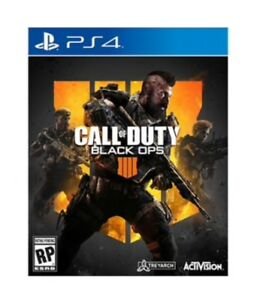 Looking for black ops 4 ps4 $60