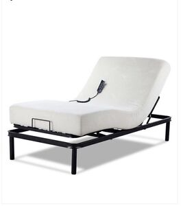 Queen size hospital bed