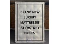 Brand New Memory Foam Ortho Mattress @ Factory Prices