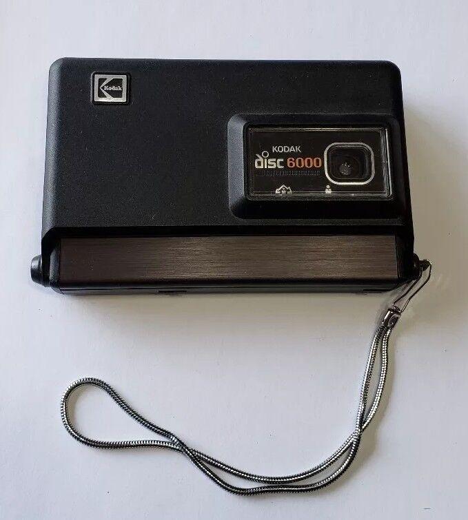 Vintage - Kodak - Disc 6000 Camera