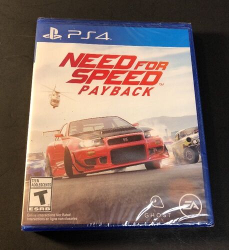 Need for Speed Payback (PS4) NEW