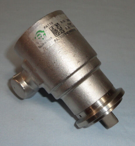 """Fluid-O-Tech PA110 Rotary Vane Pump Stainless Steel Ports 3/8"""" NPT NEW"""