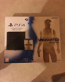 Ps4 1TB uncharted