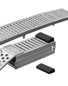 78.5-in Two-Way Load or Lift Steel Ramp Pair