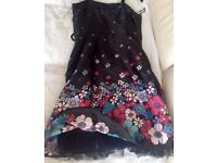 Red herring lovely dress Age: 13 years old Worn once to a wedding,