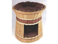 Cat bed home house for 2 Cats/Kittens