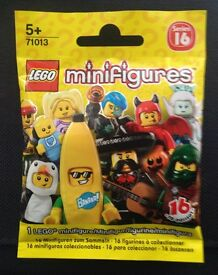 Lego Series 16 Minifigures Complete Set
