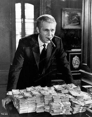 8x10 Print Steve McQueen Thomas Crown Affair 1968 (Steve Mcqueen Thomas Crown)