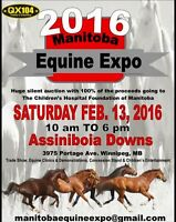 Manitoba Equine Expo - February 13