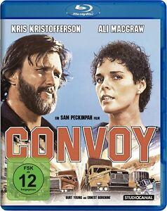 Blu-ray * Convoy * NEU OVP * Kris Kristofferson, Sam Peckinpah