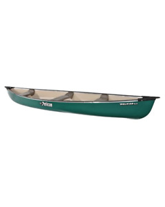 15.5 foot canoe..Paddles and adult life jackets included..