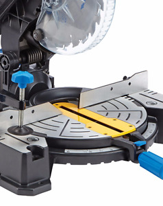Mastercraft Compound Mitre Saw, 10-in