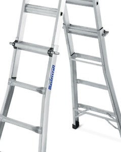 17 ft Aluminum Multi Task Ladder
