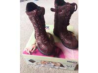 Gortex girls boots