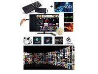 Amazon Fire TV Stick Android M8 Box; Fully Loaded Kodi Custom Build Best On Gumtree by Far....