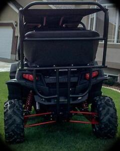 Polaris RZR Backseat & Roll Cage  -- ATV TIRE RACK Lowest prices Kingston Kingston Area image 3
